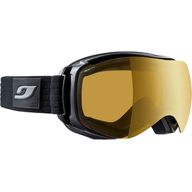 Julbo Starwind Gafas, black-grey/zebra/gold flash